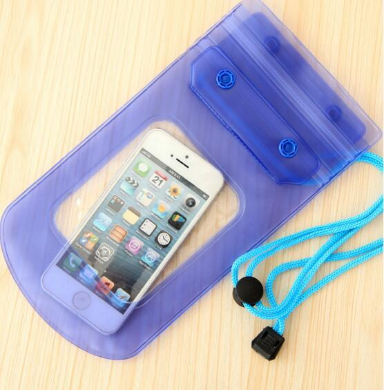 Waterproof Cell Phone Bag Cover for Galaxy S3 IPhone 5C 7 Iphone6 Plus 5 Neck Pouch Water Proof Bags Protector Case Universal Cheap China