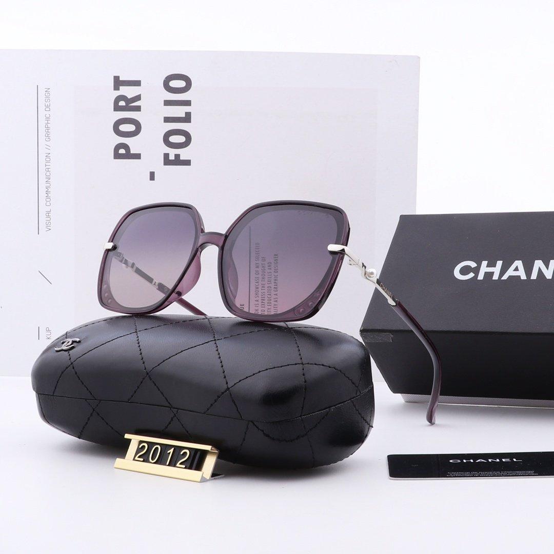venta caliente 2020 más reciente diseño marca de moda gafas cuadradas grandes damas manera marco UV400 gafas de protección radiológica con la caja Shipp libre