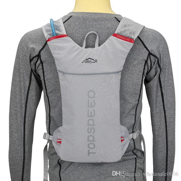 Outdoor sports riding bag off-road running water bag backpack bicycle equipment supplies waterproof mountain bike backpack luxury designer