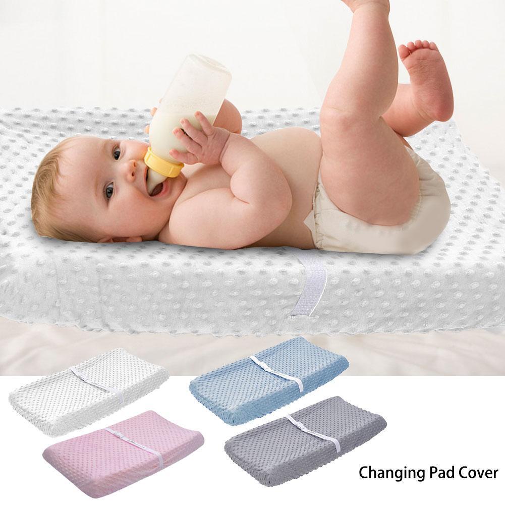 패드 변경 아기 신생아 쿠션을위한 기저귀 교환 패드 커버 신생아 소프트 통기성 커버 통기성 변경 테이블 시트