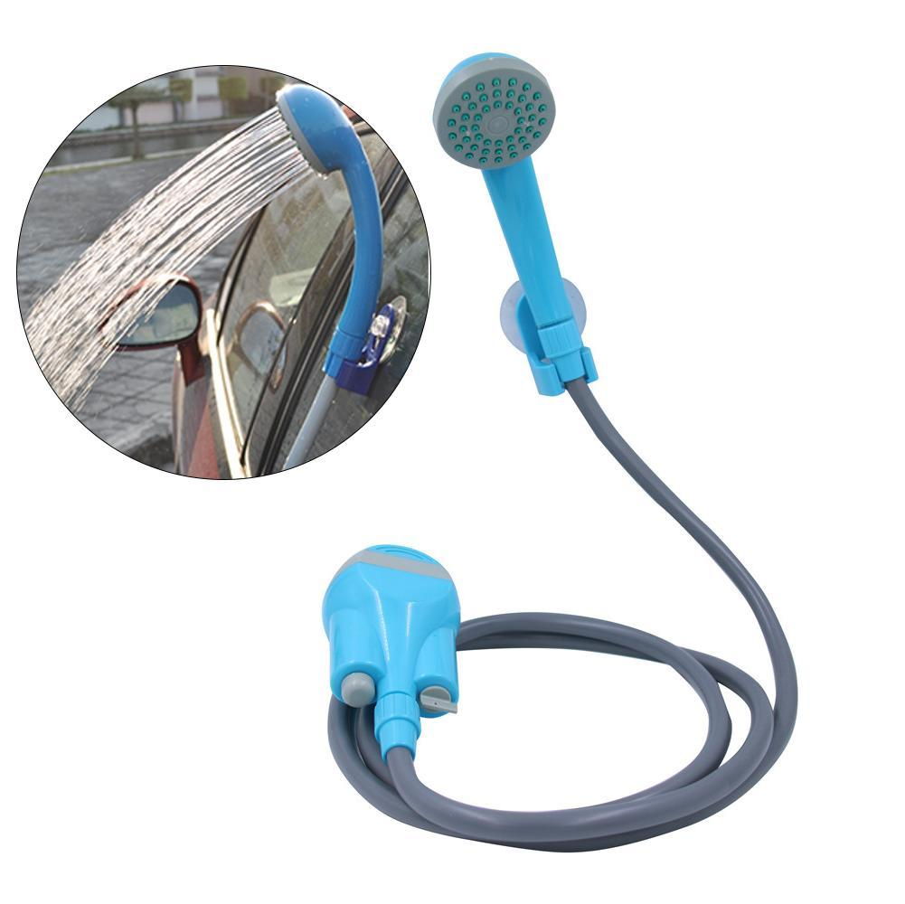 Car Accessories 12V Portable Car Washer Shower Set Outdoor Pet//Car Washing
