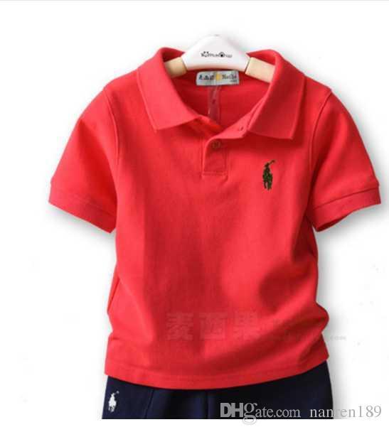 حار بيع الصيف الفتيان الفتيات ملابس الأطفال ملابس قصيرة الأكمام شريطية قميص + شورت مع حزام 2 قطع مجموعات رائعتين الطفل الدعاوى