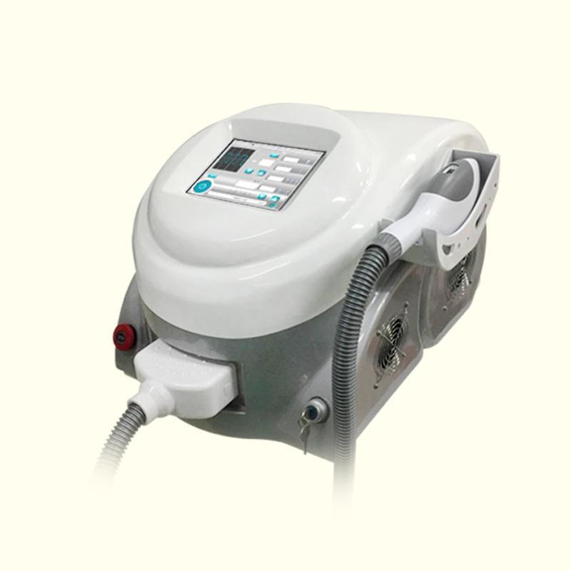 máquina de la máquina de depilación IPL opt SHR portátil E-light máquina de depilación IPL dispositivo de rejuvenecimiento de la piel del rostro
