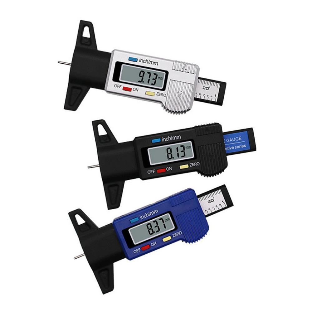 Measuring Caliper Vernier Rulerfor Gauge Tyre Tire Tread Depth Brake Disc Thickness