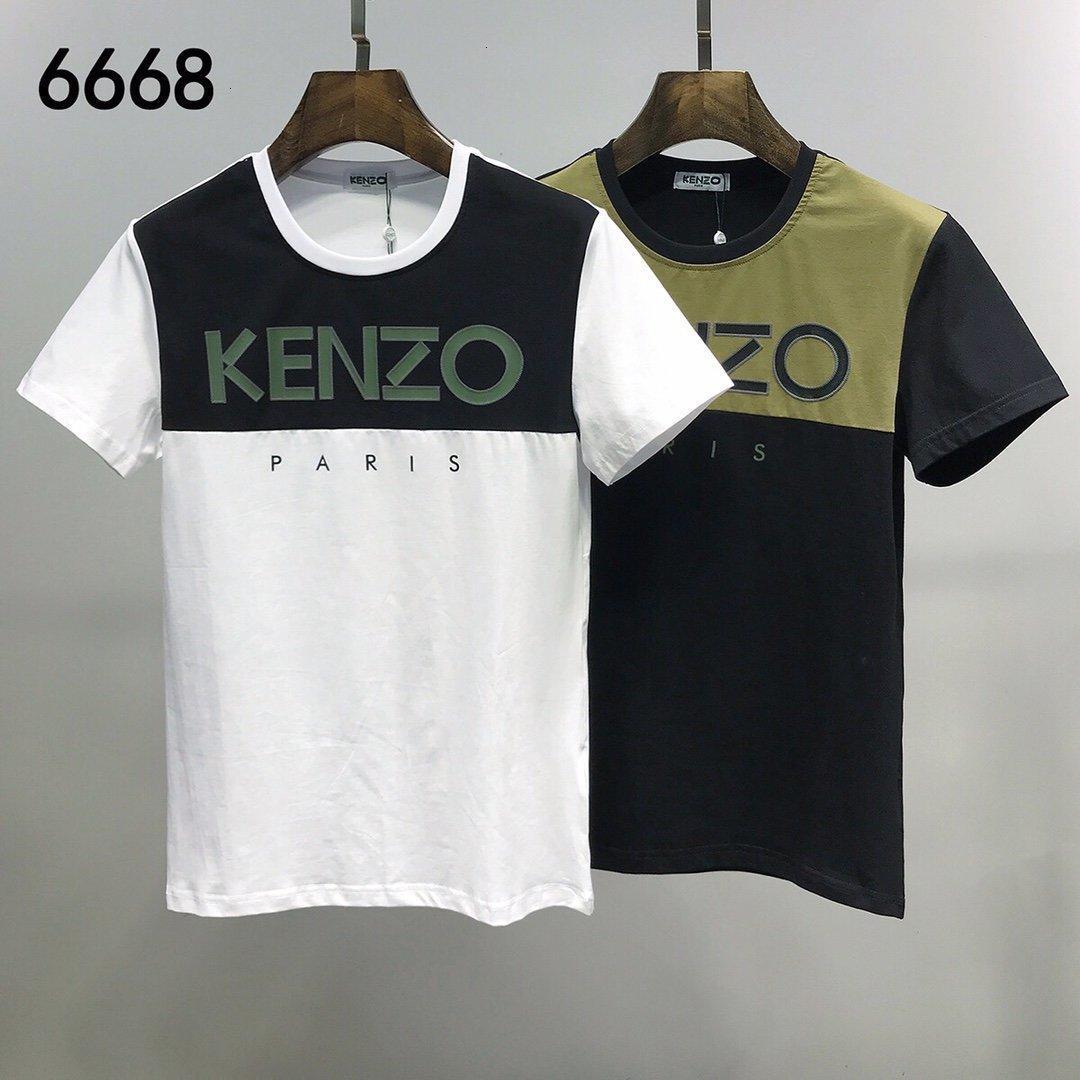 2020 nouveaux hommes T-shirt imprimé chemise hommes d'arrivée t sommets * 5cee53916f61690e7cf8d620