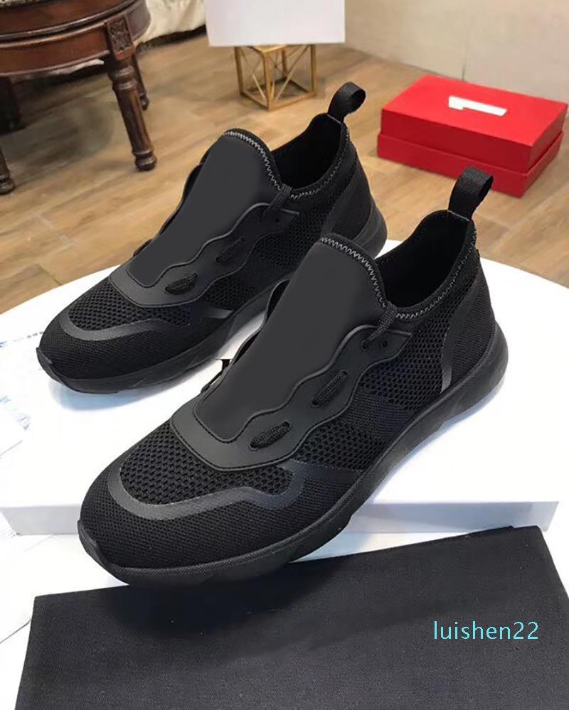 Mens Designer de sapatos B21 Neo sneaker técnico mulheres malha sapatos de forma ao ar livre Formadores de borracha sloe sneakers simples com Box US5-11l22