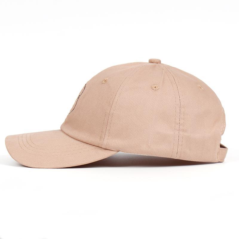 Un pugno-MAN papà Cappello 100% cotone di baseball cap Anime fan ricamo cappelli divertenti per le donne gli uomini ok uomo Un pugno uomo Snapback