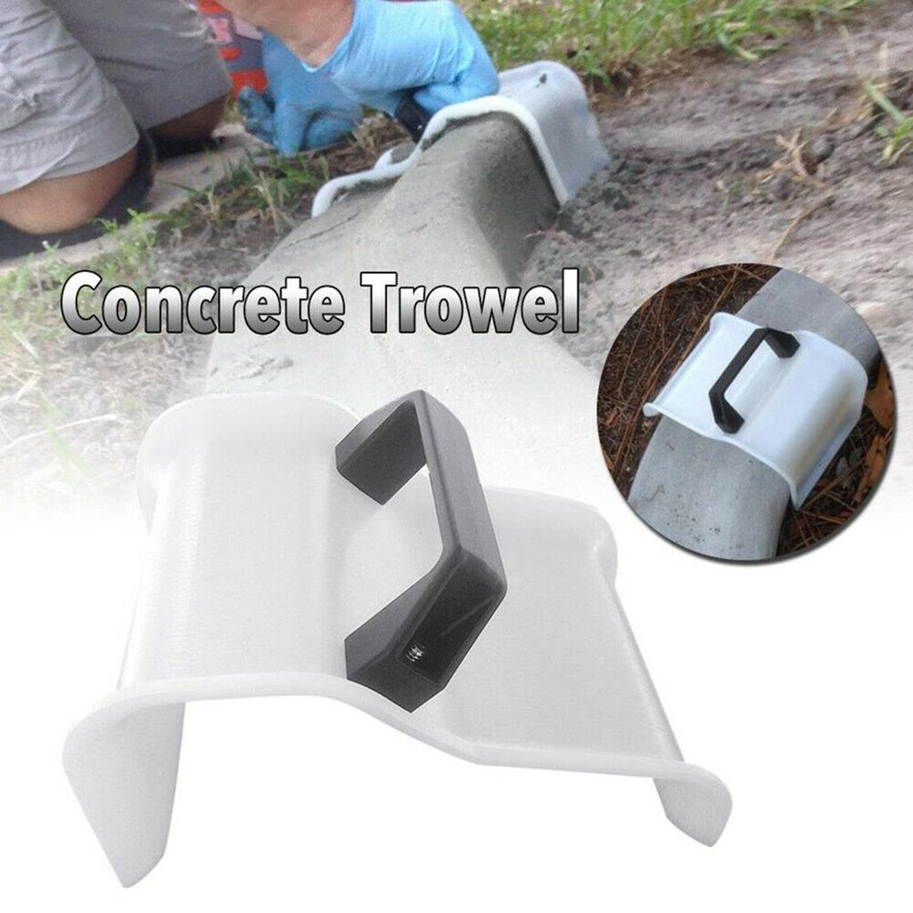 Plastic Plastering Edging Trowels Concrete Construction Tool Masonry Hand Trowel