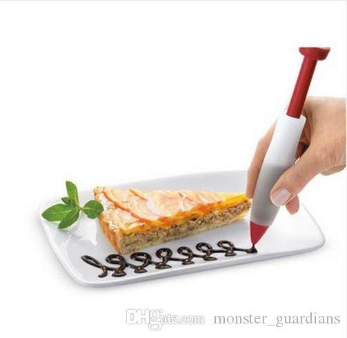 Hoomall Hamur Kazıyıcı Mutfak Tereyağı Bıçağı Hamur Kesici Yüksek Kalite Sıcak Satış Kırmızı Krem Pürüzsüz Kek Spatula Pişirme Pasta Araçları