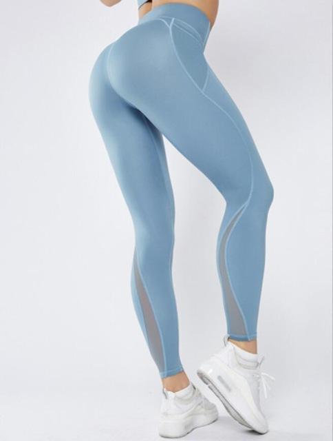 worldkick2018 тренировки тренажерный зал плотно Высокая Талия спортивные брюки женщины анти-пот мягкий фитнес йога леггинсы брюки бег колготки карманные брюки