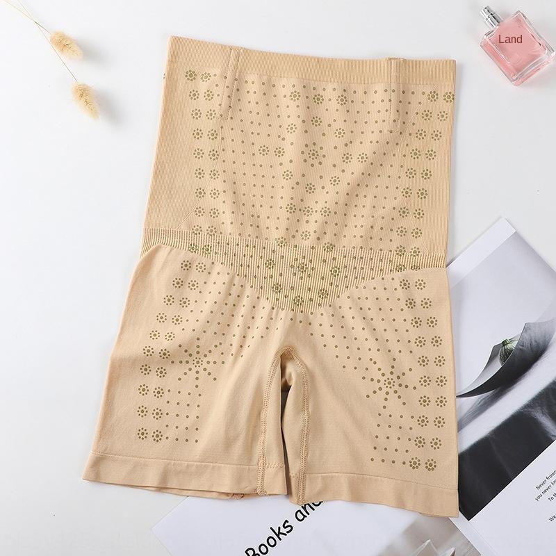 qcack tTEMM Warped deusa Underwear calças shaping calcinhas da cintura de segurança hip verão fina hip suor barriga das mulheres artefato levantamento moldar o corpo