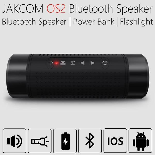 JAKCOM OS2 Haut-parleur extérieur sans fil Vente chaude en haut-parleurs d'étagère comme gadget d'origine suporte para banheiro Caixas de som
