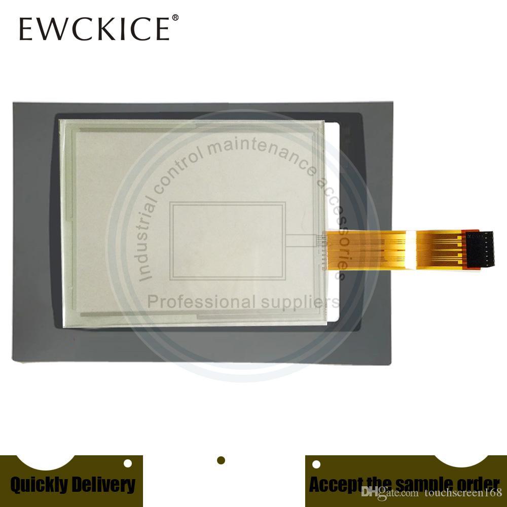 Orijinal YENİ PanelView Plus 700 2711P-T7C4D1 2711P-T7C4D2 2711P-RGT7SP 2711P-T7 PLC HMI Sanayi TouchScreen VE Ön etiket Filmi