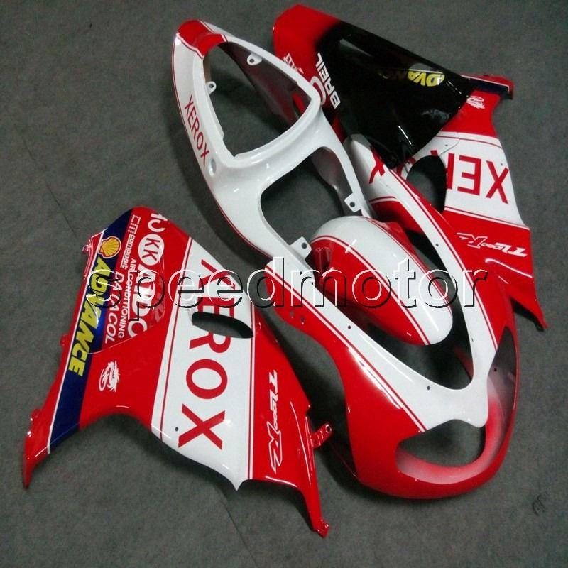 23colors + Gifts red branco Motocicleta capota para Suzuki TL1000R 1998 1999 2000 2001 2002 2003 Motocicleta Carenagens