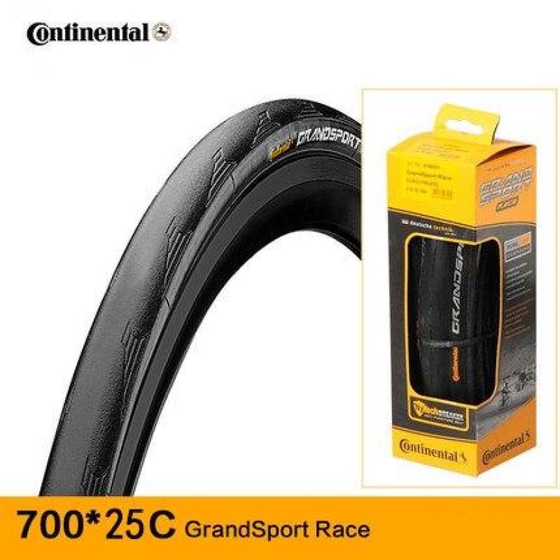 Continental Grand Sport / pneu de bicicleta esporte2 Ultra 700 * 23 / bicicleta 25C Road Bike Tire 60tpi dobrar 120 psi 1 pneu