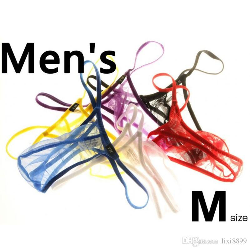 biancheria intima sexy delle mutandine di G-stringhe di prezzi bassi di alta qualità 3pcs / lots degli uomini all'ingrosso (12) rvbvbt
