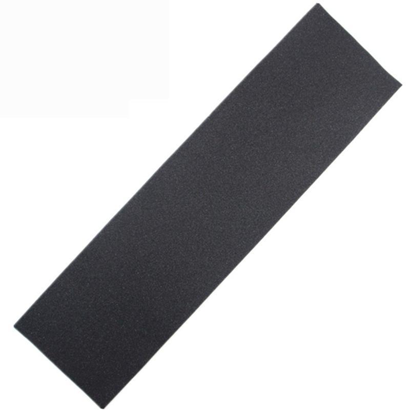 스케이트 보드 롱 보딩 82*21cm/26×120CM FT109 를 위한 직업적인 까만 스케이트보드 갑판 사포 그립 테이프
