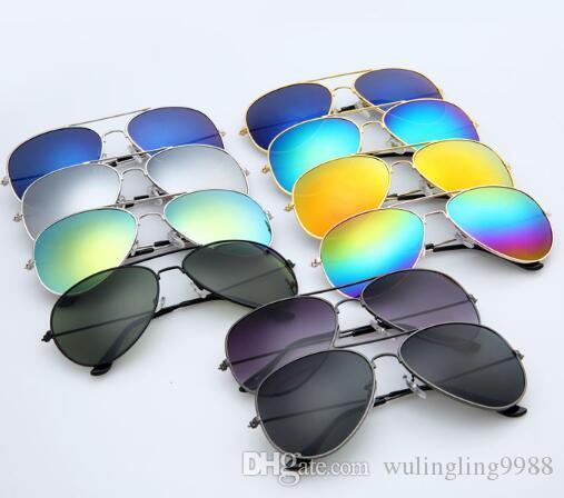 المرأة eyewears فيلم لون النظارات الشمسية النظارات الشمسية المعدنية انبهار اللون حملق نظارات الشمس السيدات في الظل نظارات أزياء رجالي النظارات الشمسية