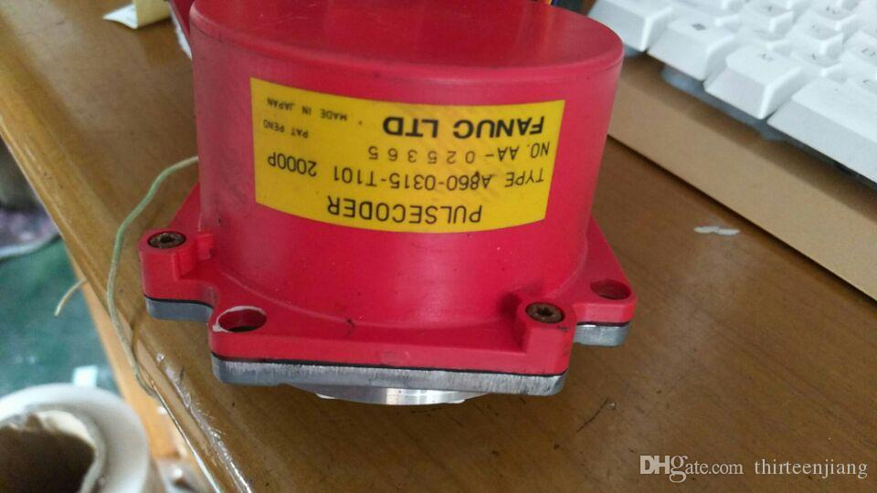 Used FANUC A860-0315-T101 2000P Encoder Tested