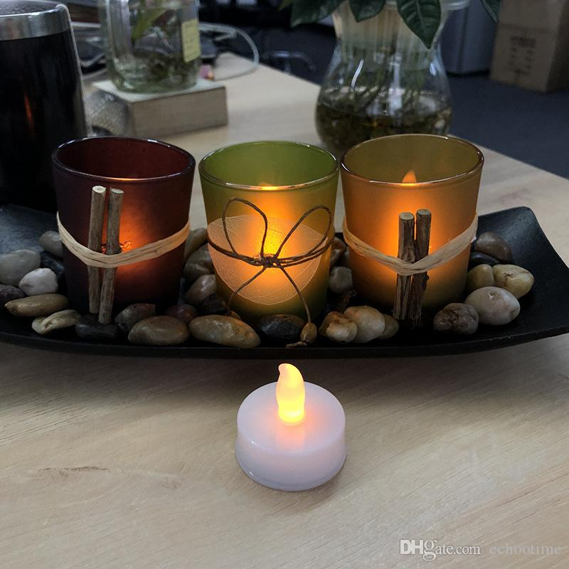 Decorative Glass Candle Holders.Natural Wind Proof Candlescape Set 3 Decorative Glass Candle Holders With Rocks And Tray Home Wedding Candleholder Decor Holder Candles Holders For