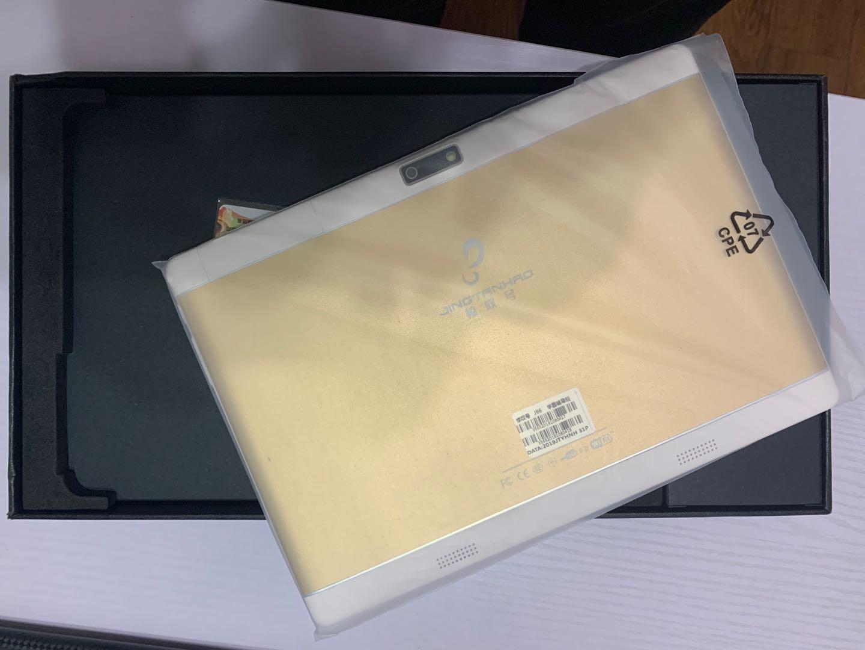 Novo 10,1 polegadas Capacitivo MTK6582 Quad Núcleo Android 4.4 Dual Camera Tablet PC 16GB 1GB Wifi Tablet