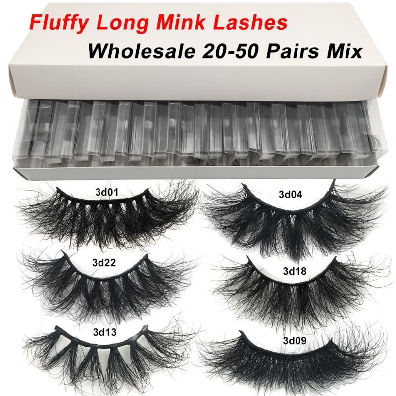 Red Siren 20 Fluffy Lashes 25mm 3d Mink Lashes Wholesale In Bulk Dramatic Long Natural Eyelashes Makeup Mink Eyelashes From Hairlove 76 12 Dhgate Com