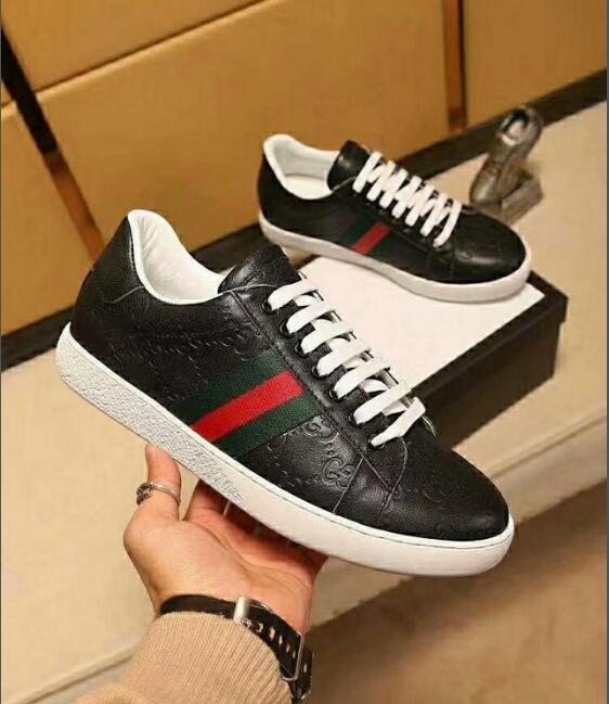2020 Kadife Siyah erkek ve bayan butik ayakkabıları güzel kalın tabana vurma gündelik spor ayakkabıları sıcak satış deri düz renk elbise ayakkabı # 6863