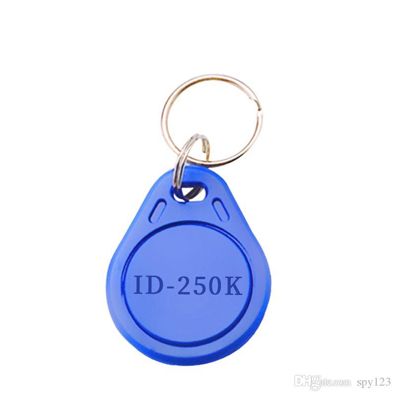 ID Copia card card keychain offset card (3 # ID-250K) all'ingrosso della fabbrica
