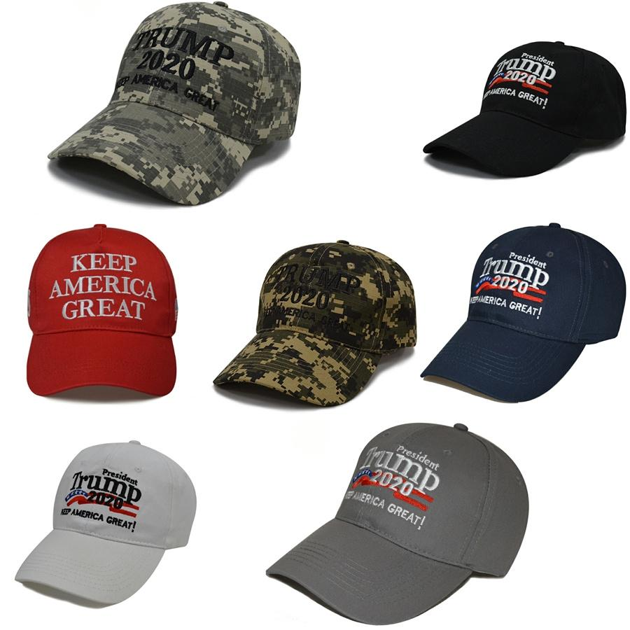 Trump 2020 Army_Green maschile e femminile Trucker protezione della sfera Raffreddare Equipaggiata Personalizzare Cappelli Mesh # 935