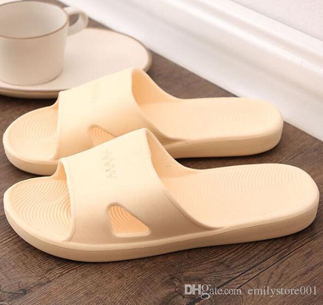 07-06-SL007 новая мода Главная тапочки мужские комнатные тапочки мужчины главная сандалии купания нескользящей мягкое дно