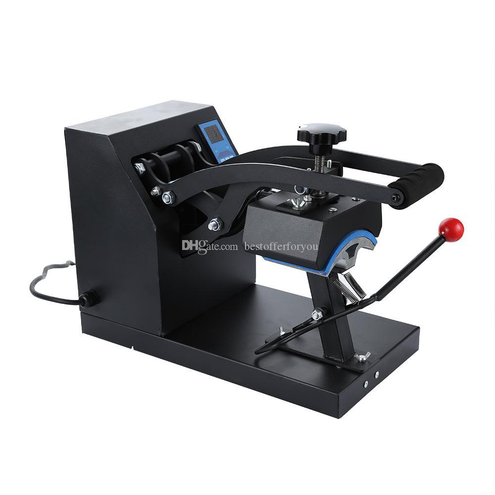 Sublimation Kappen-Hitze-Presse-Maschine Cap-Hitze-Presse-Übergangsmaschine