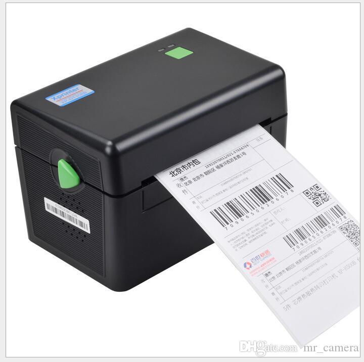 Express thermal machine electronic surface single printer stickers code label machine