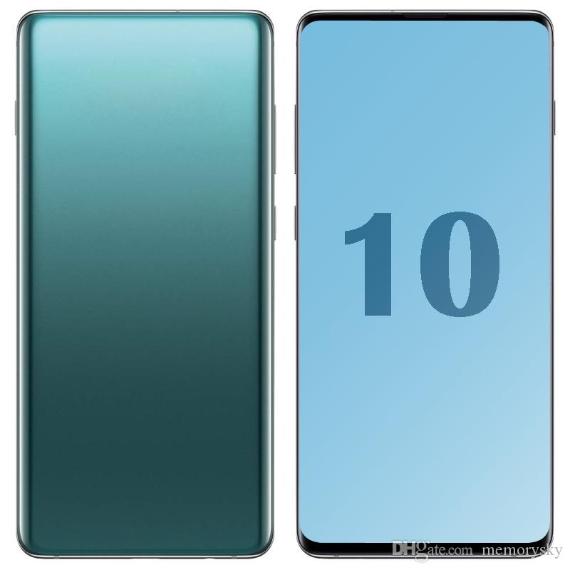 "Goophone eS10 Plus 10+ MTK6580 QuadCore 1GBRAM 8GBROM 6.3"" 8MP Bluetooth4.0 3G WCDMA Phone Sealed Box Fake 4G LTE Displayed Smartphone"