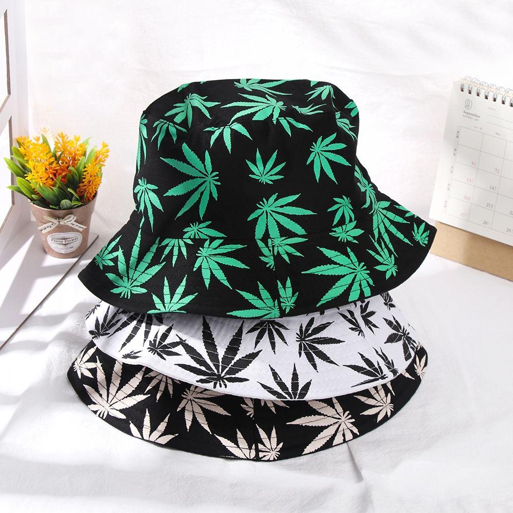 Las mujeres del verano nuevo sombrero del cubo de los hombres las gorras sombreros, bufandas guantes de algodón Cap Cubo plegable sombrero de la pesca de Hip Hop casquillo de Sun casquillos planos Fisherma