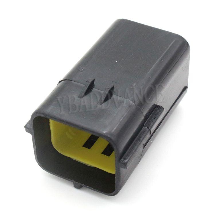 174264-2 Tyco Econoseal J Series Sensor Amp 6 Pin Connector