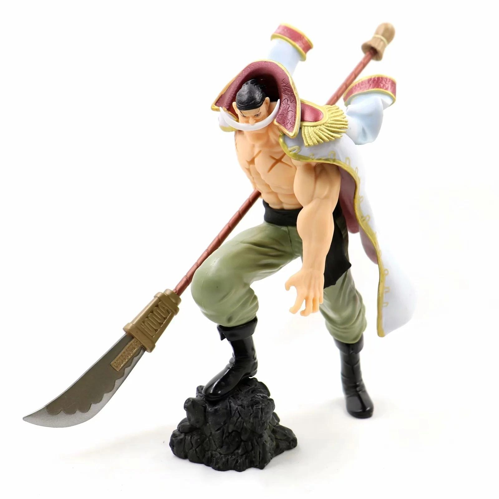 POP One Piece Animation Figure Der Pirat Edward Newgate Figure 22CM