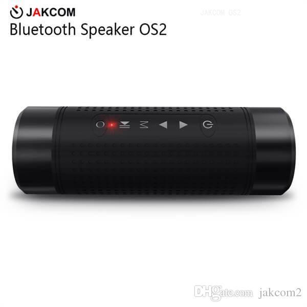 A venda quente do orador sem fio exterior de JAKCOM OS2 em oradores da biblioteca como o controle esperto do gesto presta atenção às motocicletas