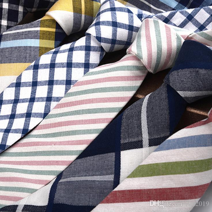 Галстук оптовых производителей прямых продаж нового тренда 2019 года бизнес-досуг универсальный стрелка мужской хлопковый галстук