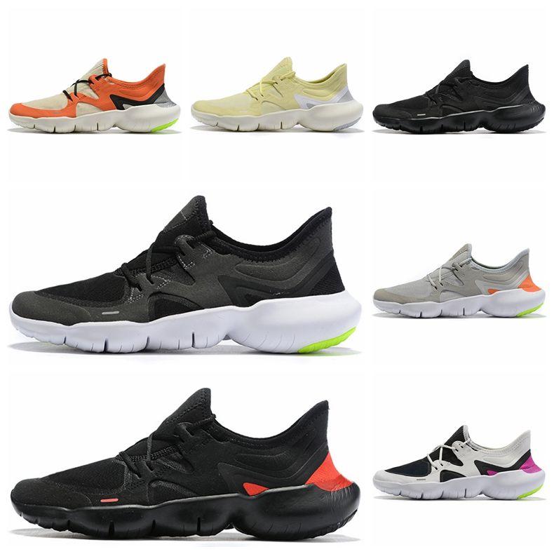 Лучше всего Свободный RN 5.0 мужских дизайнер кроссовки 2020 новых дамы дышащей легкие мод на открытом воздухе случайных Спортивная обувь высокого Quaity Chassure