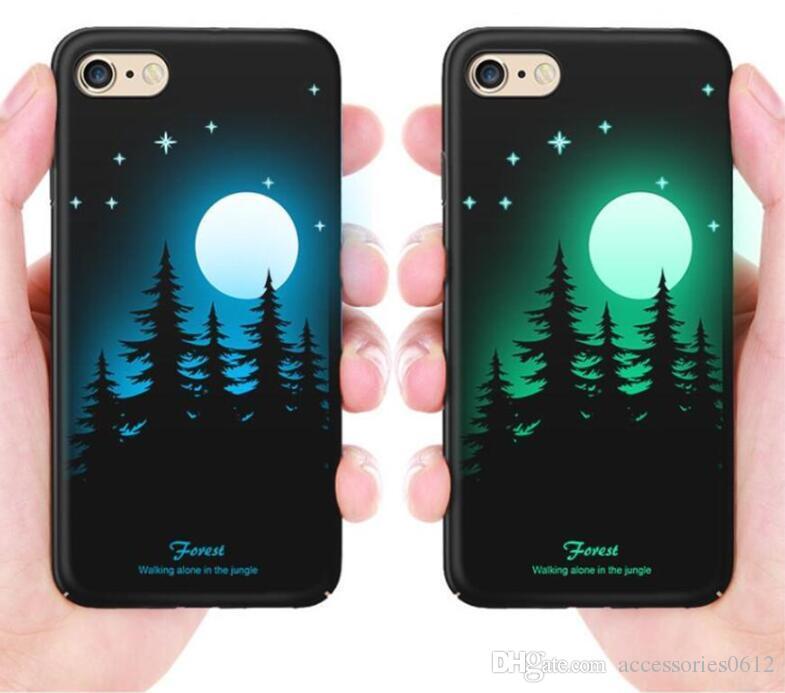 Nova noite personalizado elk escudo do telefone móvel de alta qualidade anti-queda do telefone móvel do telefone móvel iPhone X XR XSMAX