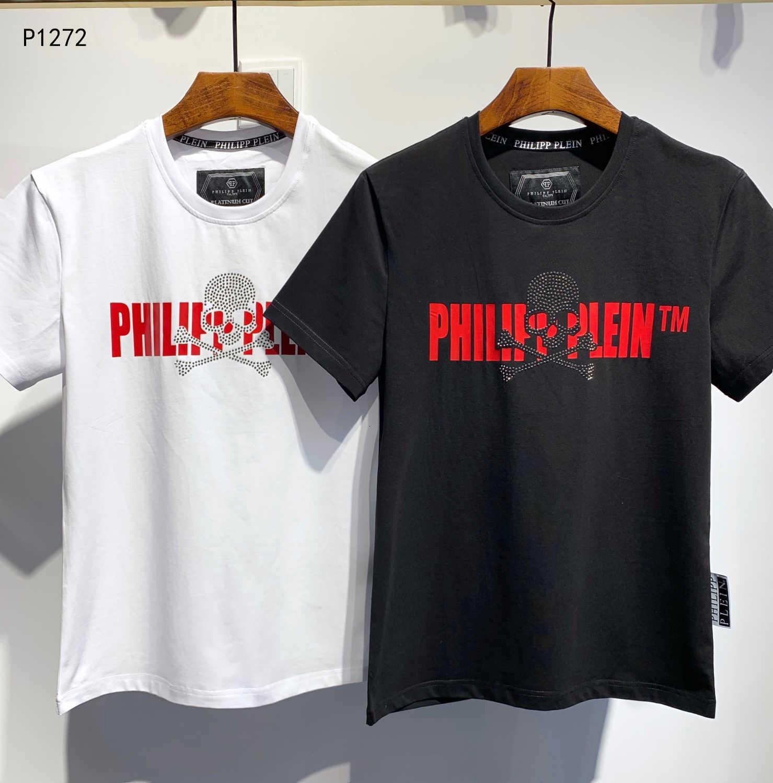 Trasporto veloce 2020 superiore magliette Original Design uomini e le donne della maglietta di puro cotone maniche corte Mens T Shirt taglia M-3XL