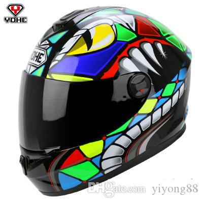 New arrival YOHE 966 motorcycle helmet full face winter helmet for men and women many colors choose