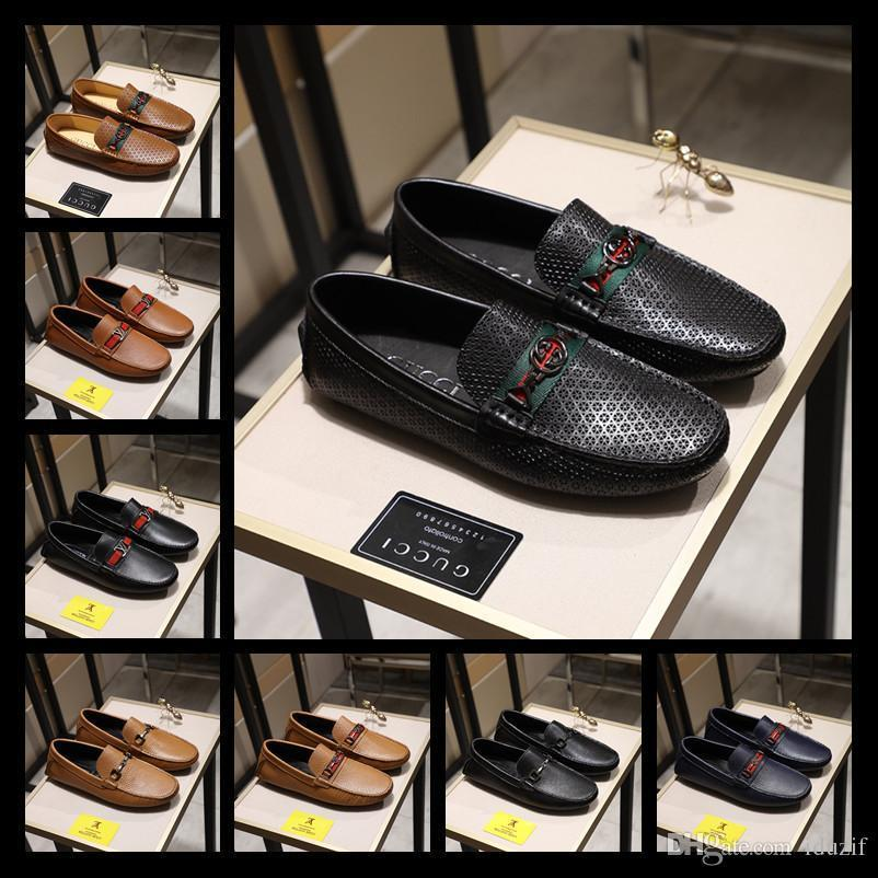 Italion hommes chaussures officielles chaussures formelles hommes cuir chaussures pour hommes d'affaires robe de luxe en cuir hommes pour costume Sapato oxford masculino