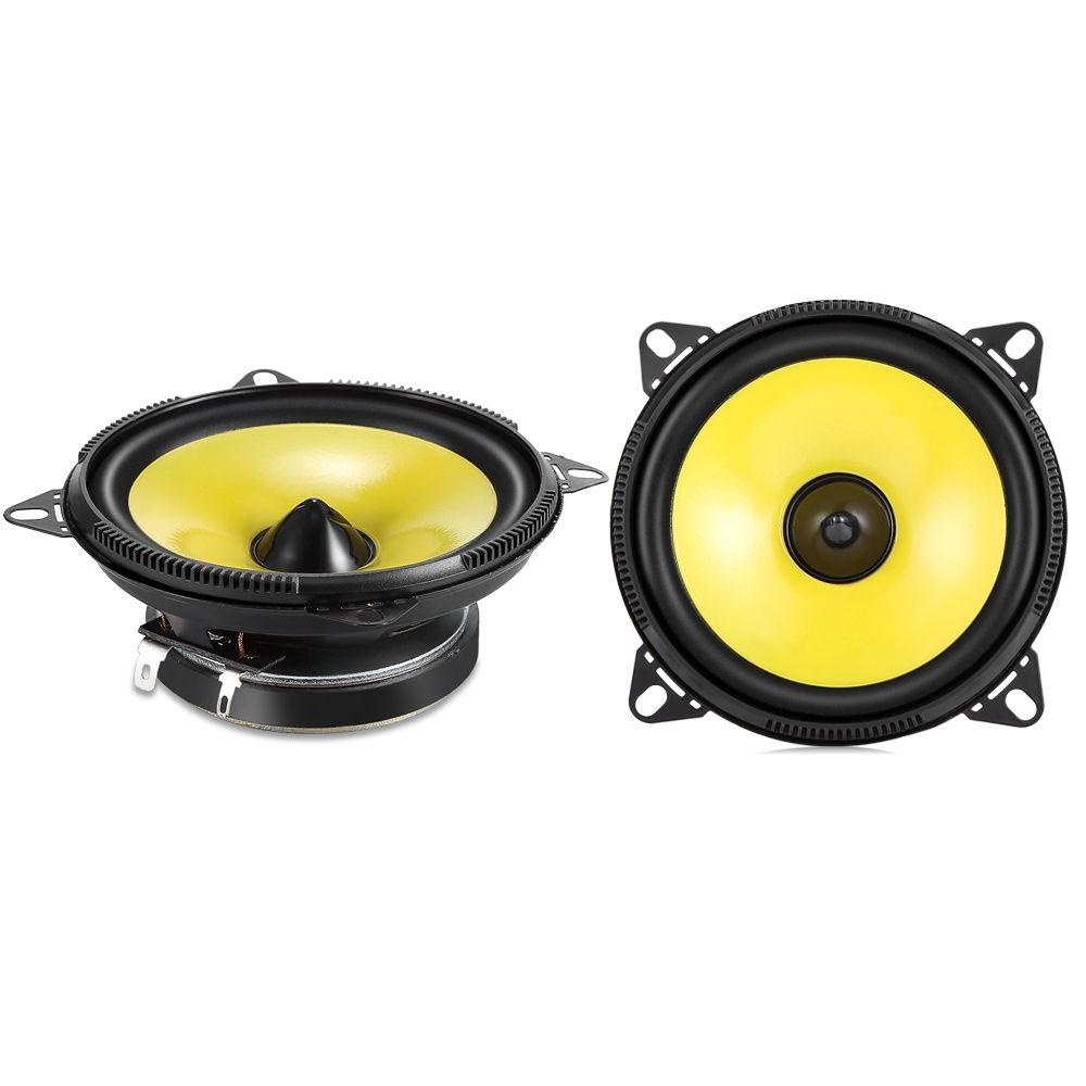 LABO LB - PS1401S زوج من 4 بوصة سيارة السمعية مكبر صوت كامل المدى نظام ستيريو سلك المتحدثون سيارة نظام الصوت السيارات