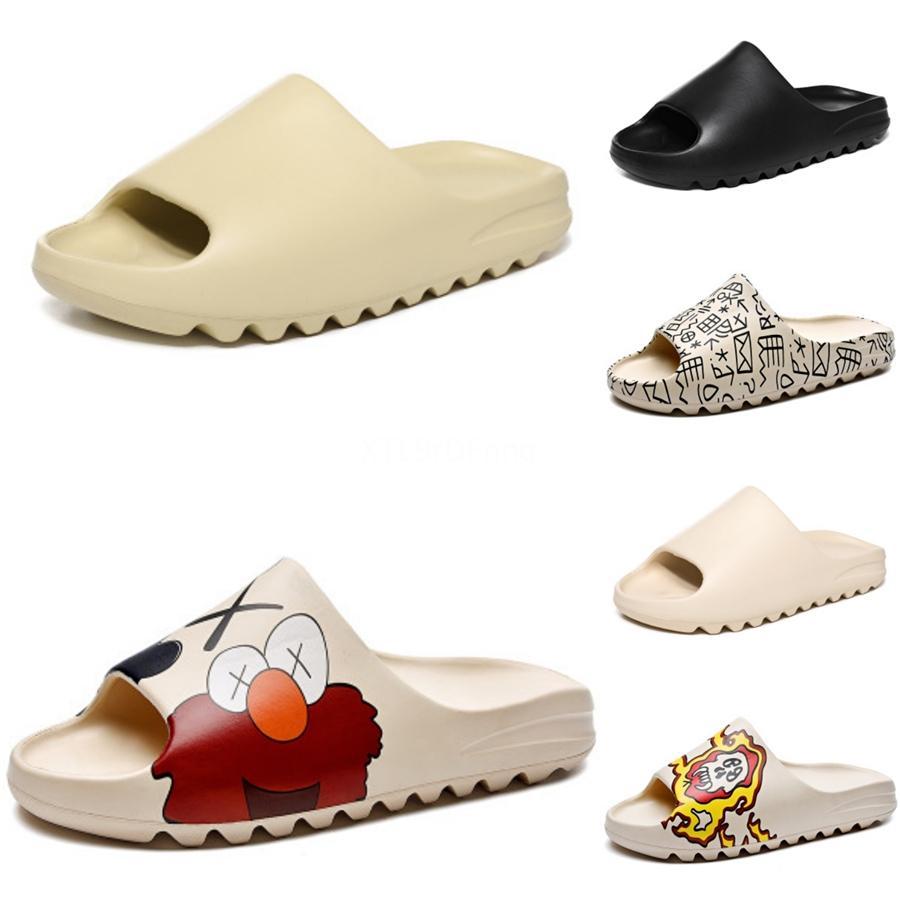Femmes Sandales plate-forme 2020 Summer Fashion Couleur Chaussures ouvertes Toe Flats Boucle cheville bretelles Femme Chaussures de plage Lady spartiates # 620
