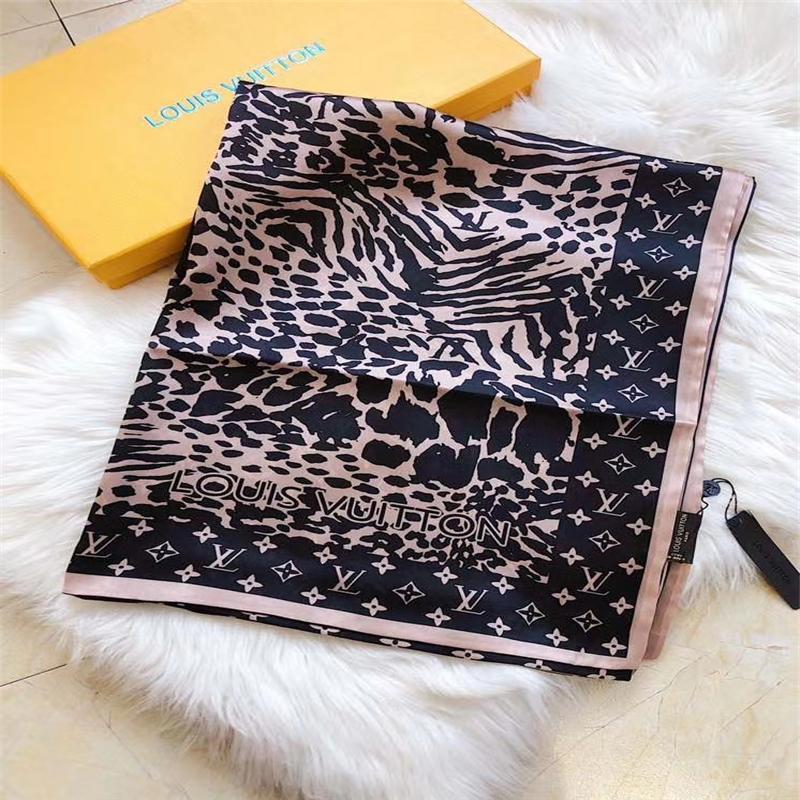 180 * 68 cm de impresión caliente carta bufanda 3 de satén de color bufanda de las mujeres para todas las estaciones