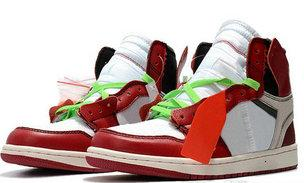 1 Og Basketball Hommes Chicago Rouge Chaussures Femmes Blanc Designer Unc Powder Blue Formateurs Sport Outdoor Chaussures