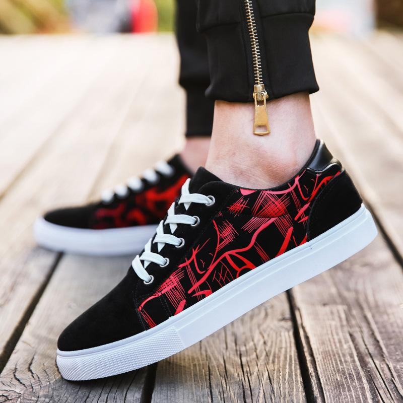 Spring New Mens Casual Shoes Student