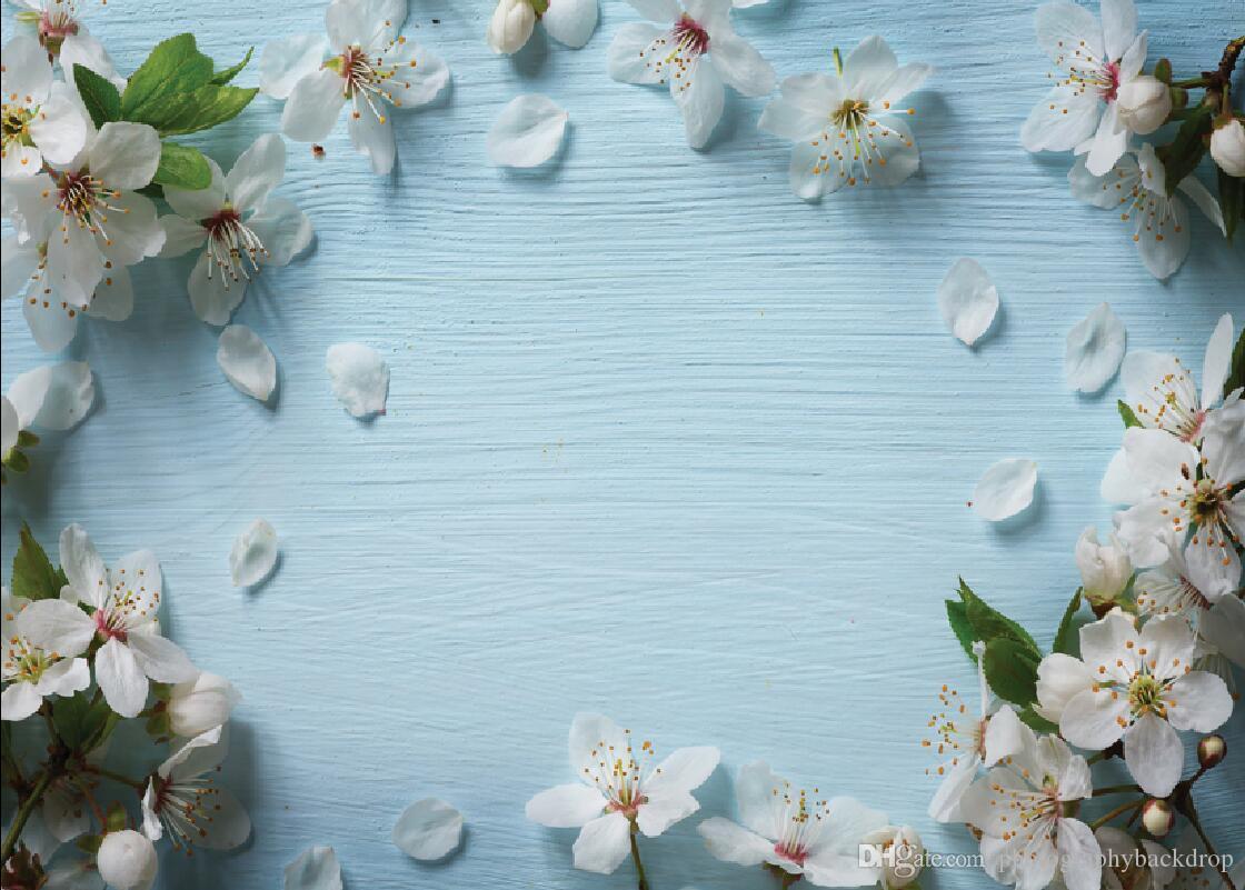 Shengyongbao Vinil Özel Fotoğraf Arka Planında Prop dijital baskılı Yatay Çiçek Kurulu tema Fotoğraf Stüdyosu Arka Plan S18418-26