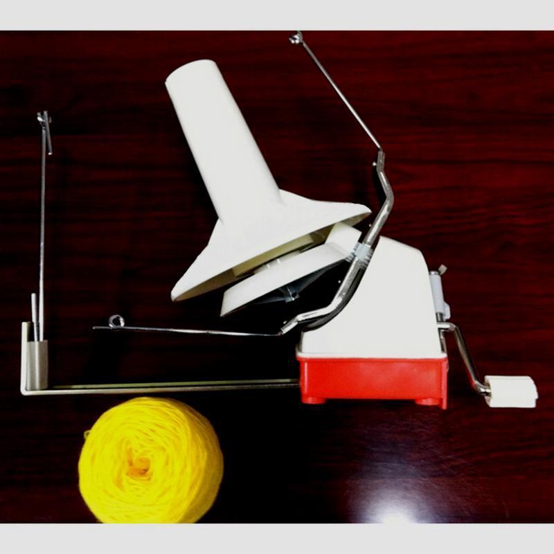 Swift için Bobin Iplik Fiber dize topu yün sarıcı tutucu El Işletilen kablo sarıcı makinesi Fiber yün Iplik zanaat dikiş aracı